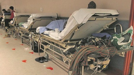 Cork University Hospital Is The Second Most Overcrowded Hospital In The Country Today