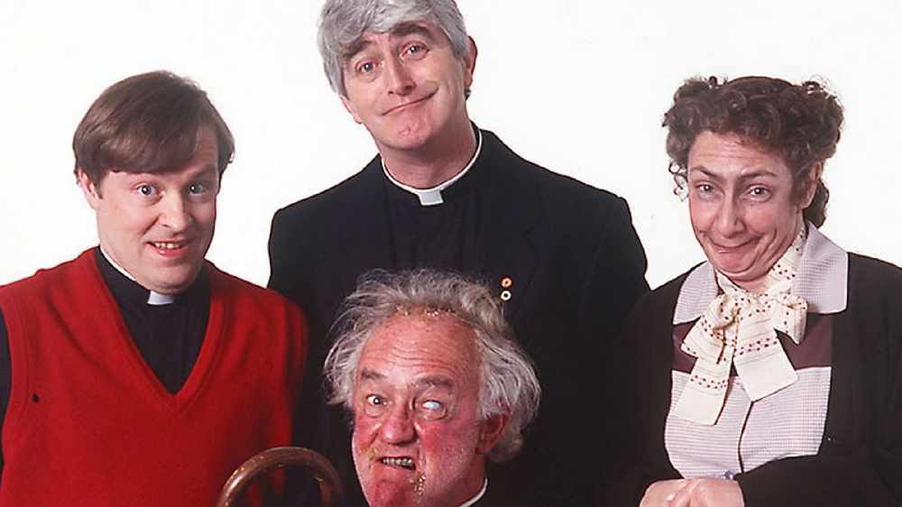 The Best Episode of Father Ted Has Been Decided By A Public