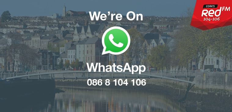 We're On WhatsApp!