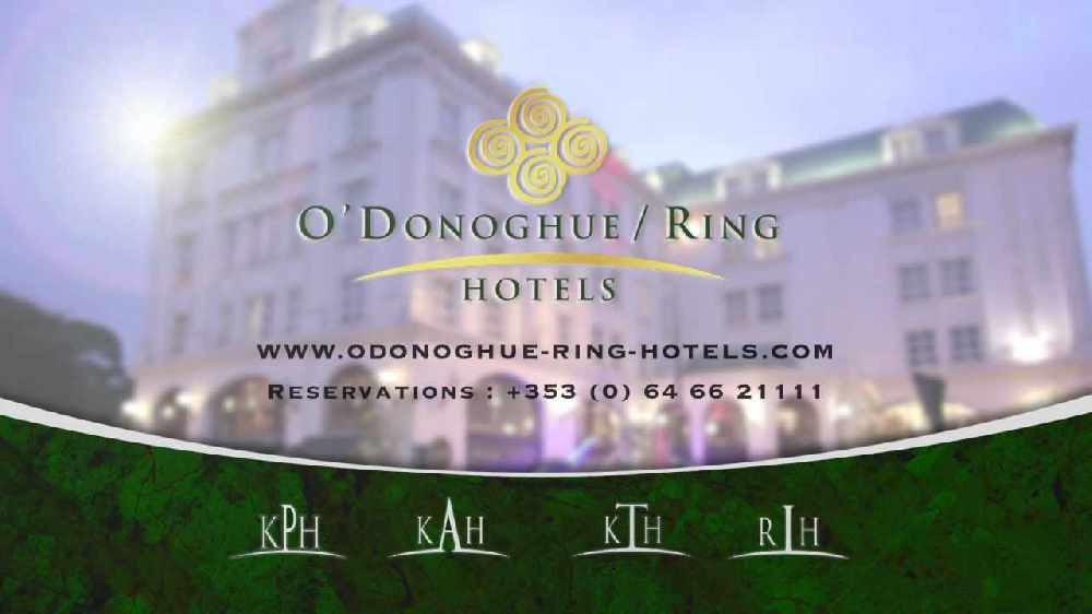 Win A Getaway To Killarney with O'Donoghue Ring Hotels