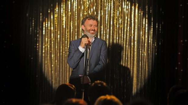 LISTEN: Tommy Tiernan Live on The KC Show