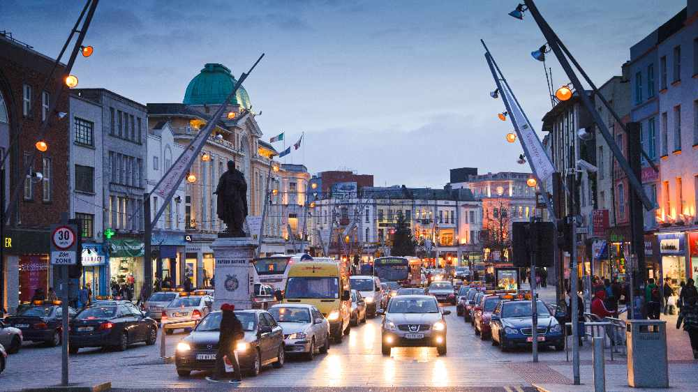 Cork City Council Have Moved To Defend The New Traffic Restrictions On St Patrick Street