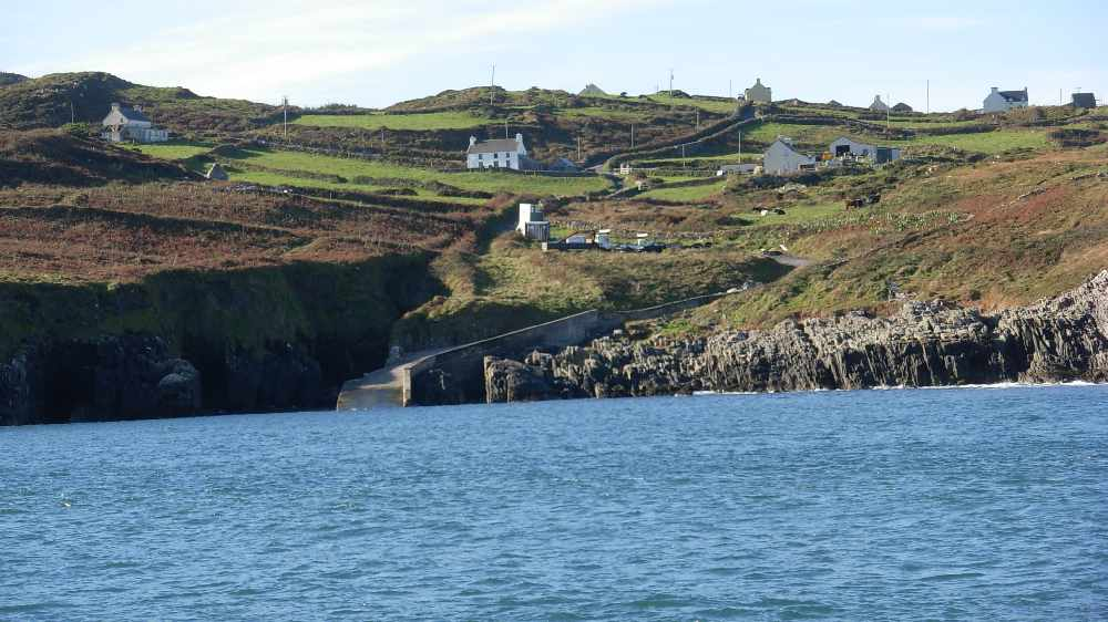 Full Service Has Resumed At Cape Clear Island Harbour After The Harbour Storm Gates Were Repaired