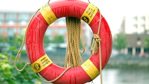 Safety Chiefs Are Urging The Public To Report Any Damaged Or Stolen Ring-Buoys Along Irish Waterways