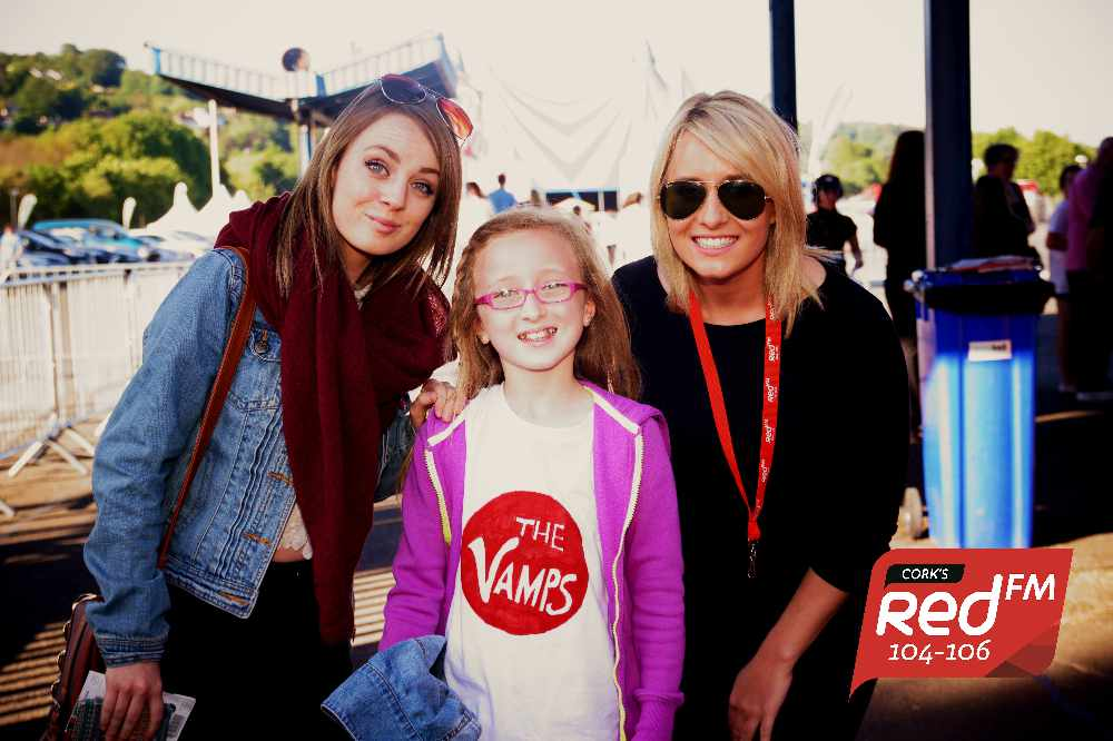 The Vamps Live At The Marquee with Cork's RedFM - Cork's RedFM
