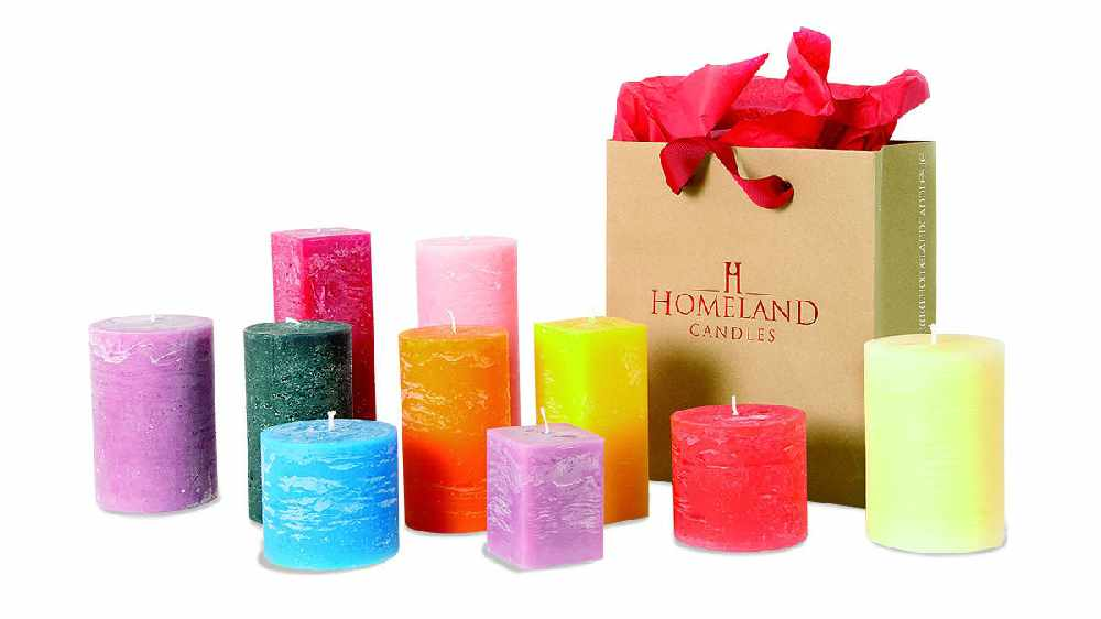 Cork Crafts - Tom Bromwell Homeland Candles