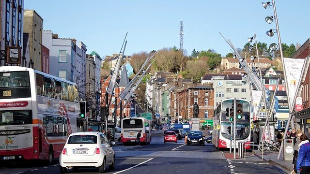 Cork City Friendly City Ireland Tourism South republic capital visit