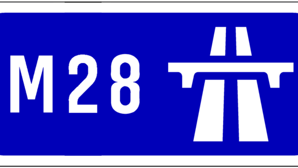 A Judicial Review Of Plans For The M28 Motorway Is To Be Heard Next Month