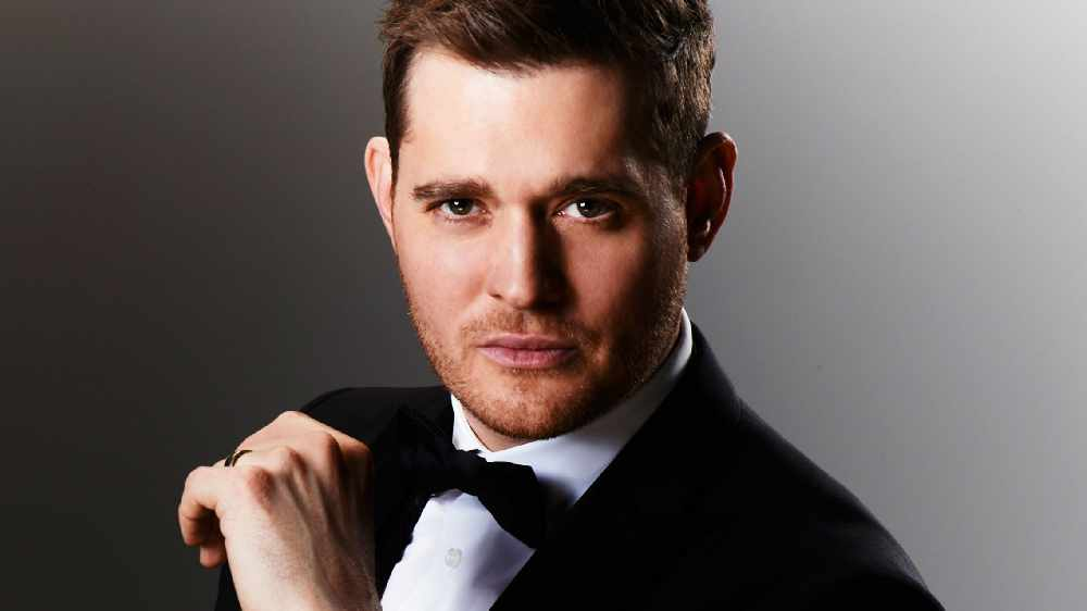 Michael Bublé Announces Irish Gigs