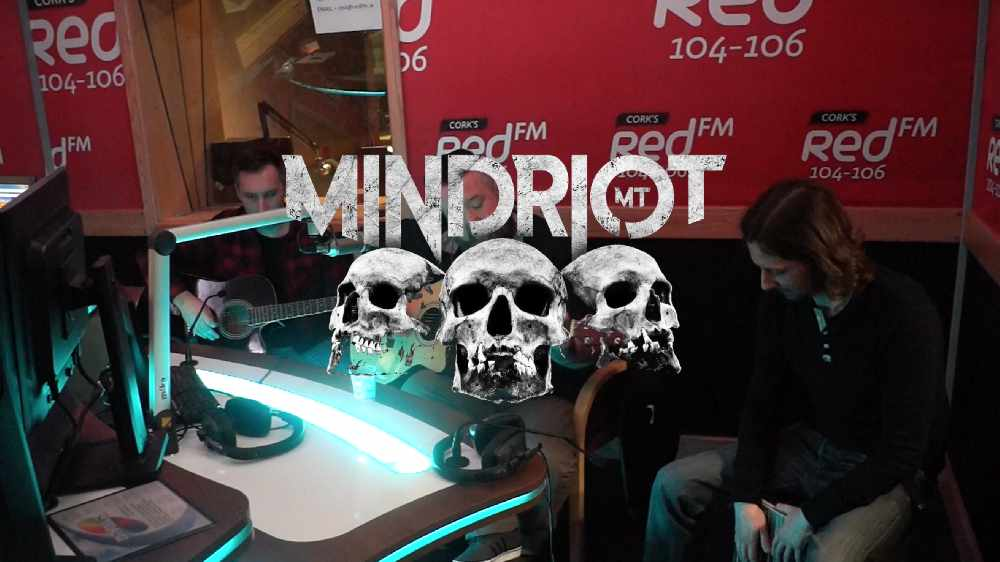 WATCH: MINDRIOTmt Live On Green On Red