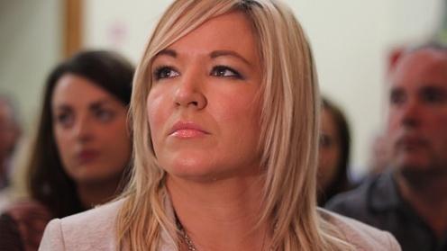 Michelle O'Neill running in vice-leadership race of Sinn Féin