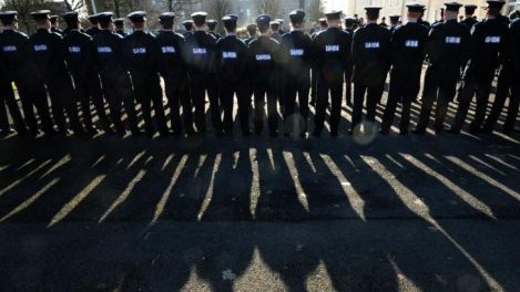 Justice Minister Calls For Garda Reform At Templemore Passing Out