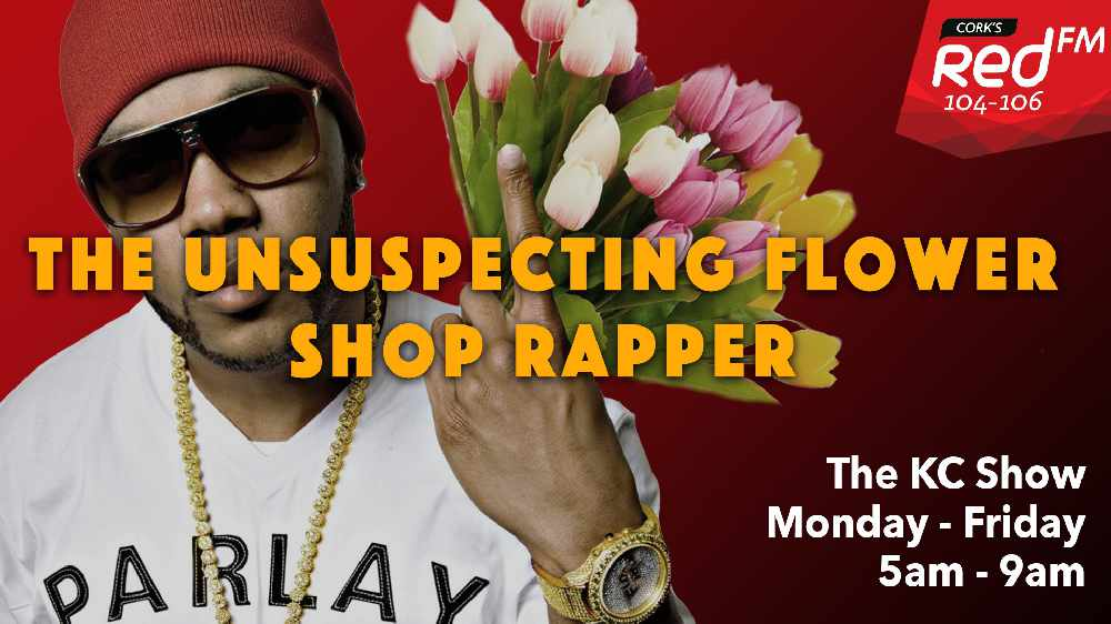 KC Turns A Florist Into An Unsuspecting Rapper