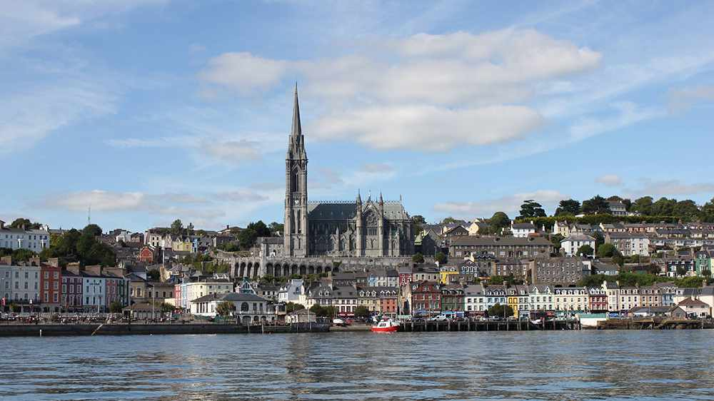 First Of 94 Cruise Liners To Visit Cork Arrives In Cobh