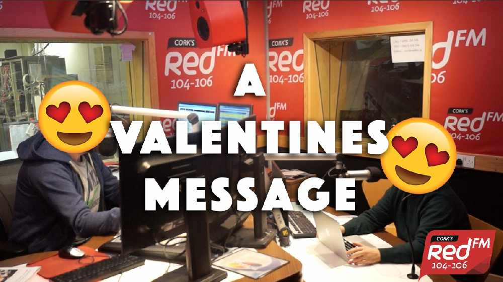 WATCH: A Special Valentines Message On The KC Show