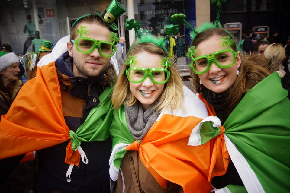 Cork's RedFM Proud Media Partners For Cork St. Patrick's Day Parade 2017