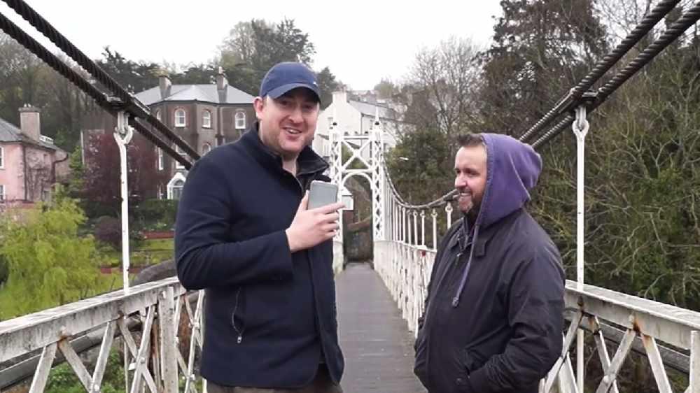 The Shaky Bridge - Jay's Five Wonders Of Cork
