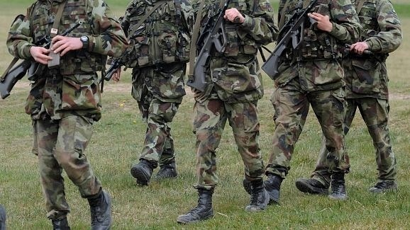 Families of the Defence Forces are drowning
