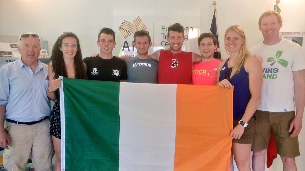 Funding Shortage Means Rowing Ireland Couldn't Send Rowers To Austria