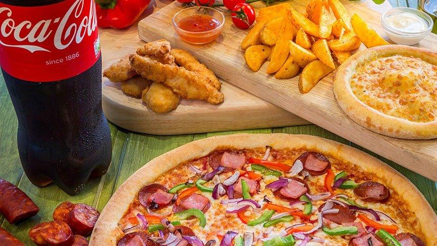 Win 4 Star Pizza Vouchers!