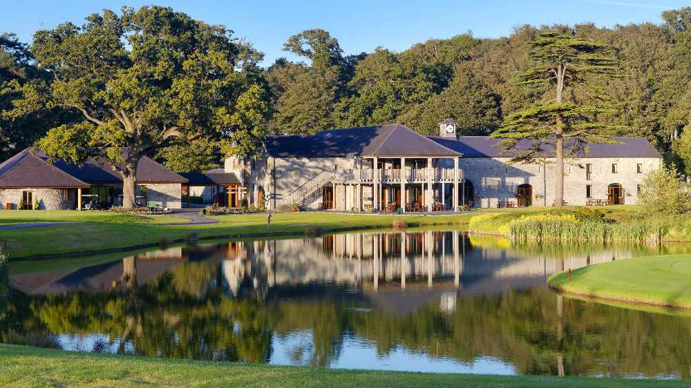 Win An Office BBQ At The Club House In Fota Island Resort