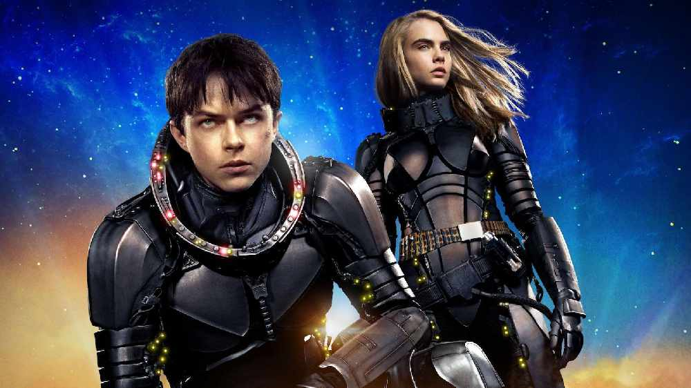 At The Flix: Valerian And The City Of A Thousand Planets, The Emoji Movie & Maudie
