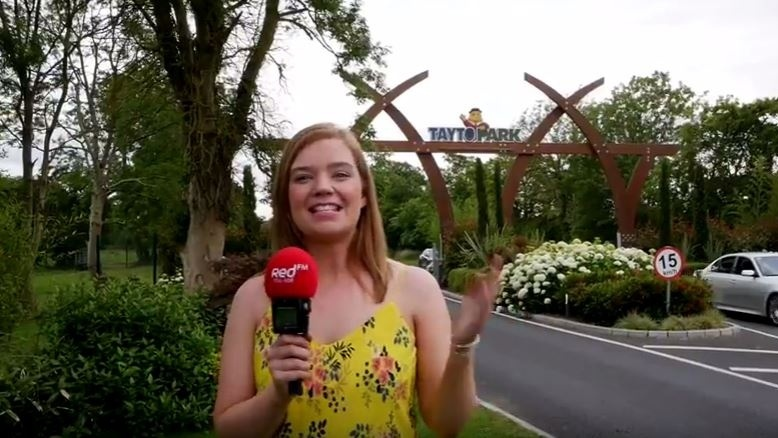 Red Travel Episode 4: Tayto Park, Rock Farm Slane & the USA