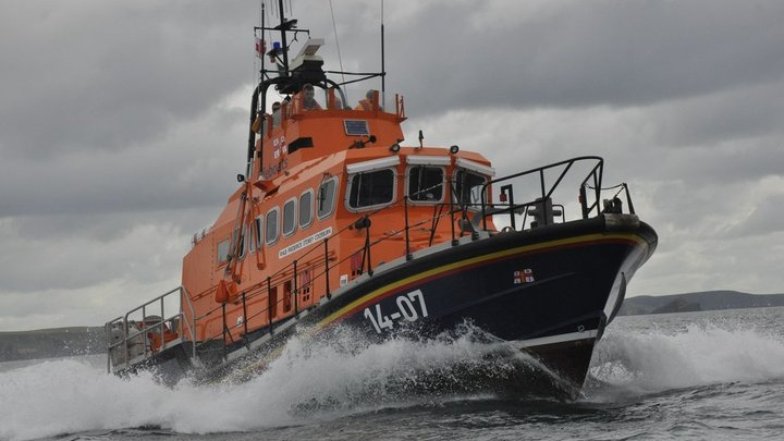 Yacht Crew Off Cork Coast Rescued By RNLI Over Bank Holiday Weekend