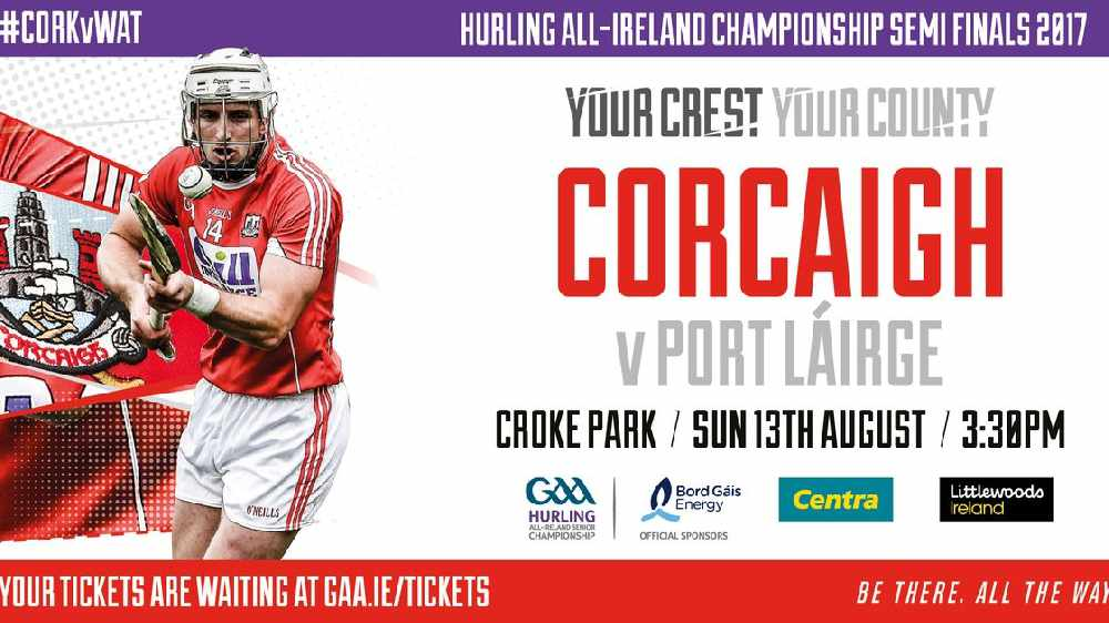 AUDIO: Cork Defender Killian Burke Previews All Ireland Semi Final