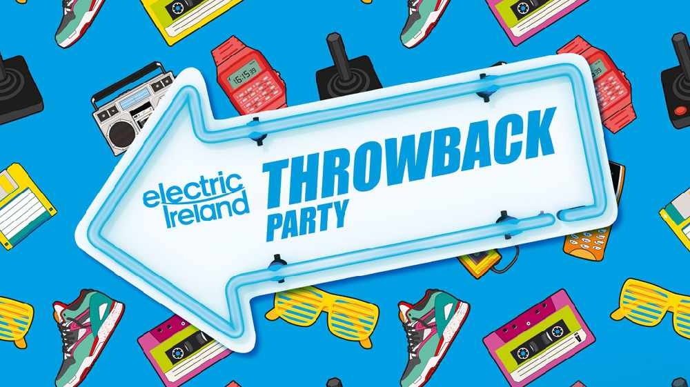 Another 90's Act Has Been Added To The Electric Ireland Throwback Stage At Electric Picnic