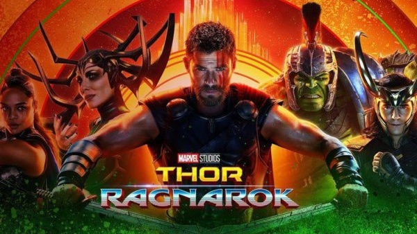 At The Flix: Thor: Ragnarok, Jigsaw & Breathe