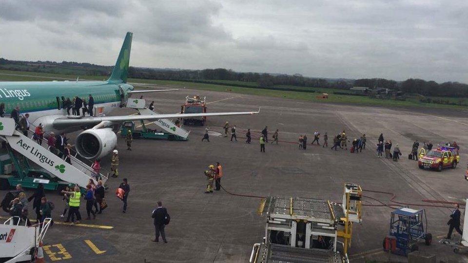 Eyewitness Accounts From Passengers Onboard Cork/Heathrow