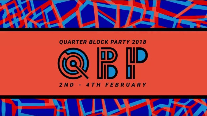 Quarter Block Party Tickets Now On Sale