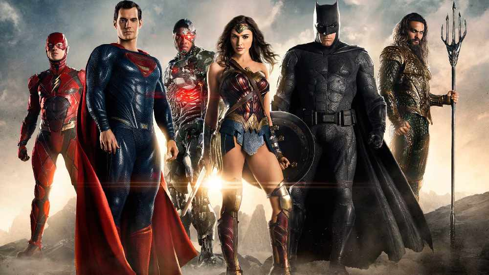 At The Flix: Justice League, Saturday Night Fever & Ingrid Goes West