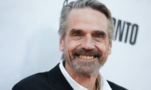 Jeremy Irons talks about his West Cork Castle on American TV
