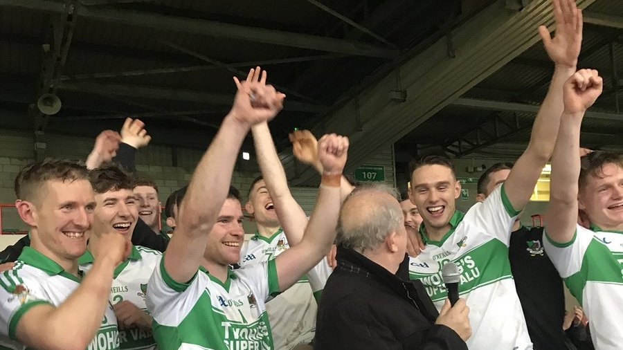 AUDIO: Kanturk are Munster Champions