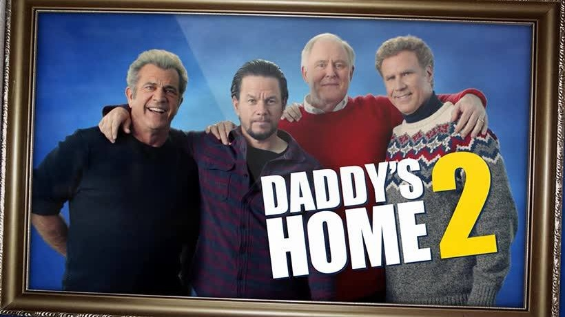 At The Flix: Daddy's Home 2, Battle of the Sexes, Gremlins & The Star