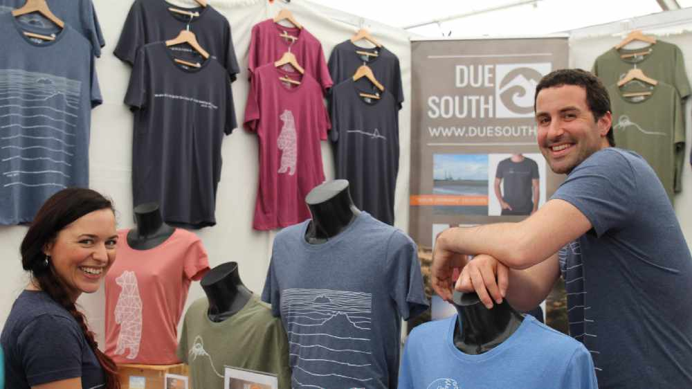 Due South T-Shirt Company To Feature At City Hall Craft & Design Fair