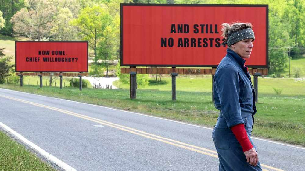 At The Flix: Three Billboards Outside Ebbing, Missouri, Insidious The Last Key & Darkest Hour