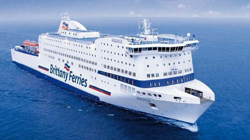 Cork loses out to rosslare as brittany ferries moves it 39 s - Rosslare ferry port arrivals ...