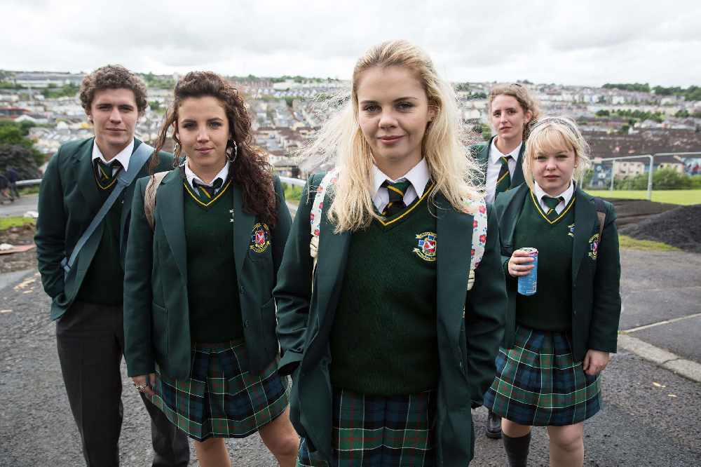 Derry Girls Is Finally Being Added To Netflix In Ireland & The UK!