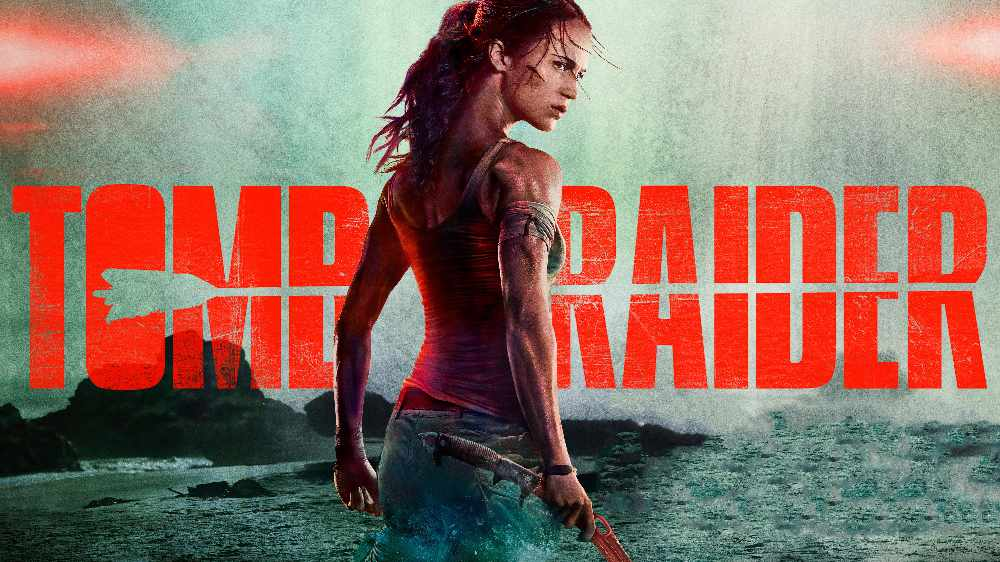At The Flix: Tomb Raider, The Lodgers & The Lord of the Rings: The Fellowship of the Ring