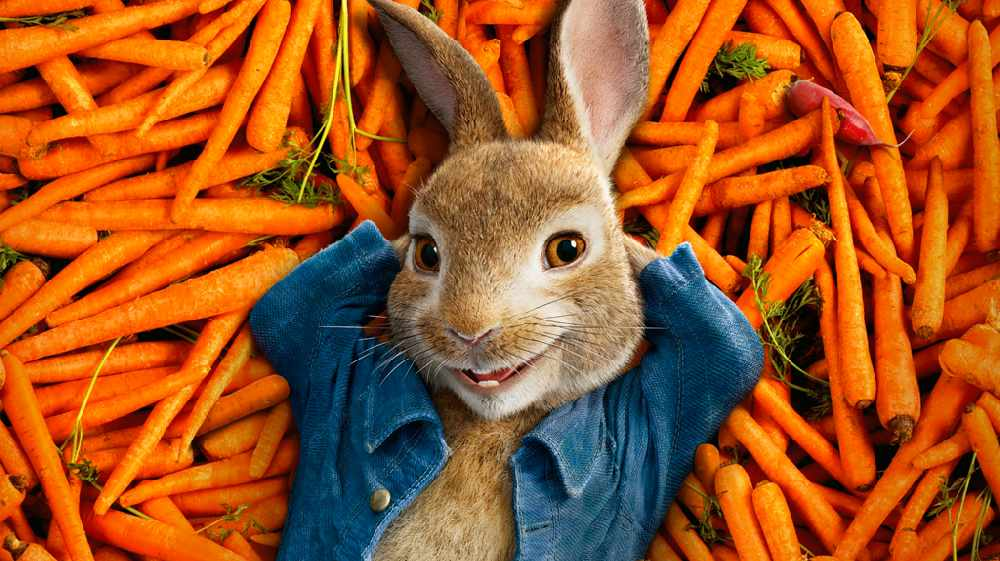 At The Flix: Peter Rabbit, Avatar and Damo & Ivor: The Movie