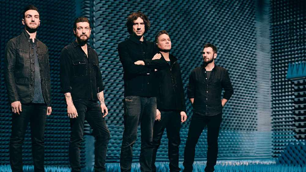 Snow Patrol To Play Cork