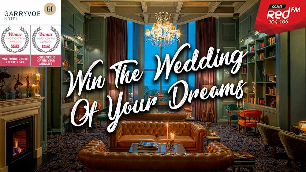 Your Song - Win Your Dream Wedding At The Garryvoe Hotel