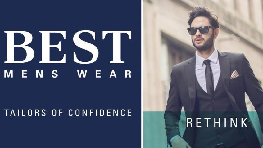 Win €400 Vouchers For Best Menswear!