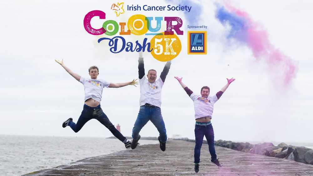 Win Passes To The Irish Cancer Society Colour Dash