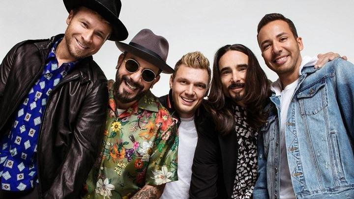 Backstreet's Back! The Backstreet Boys Release Brand New Single