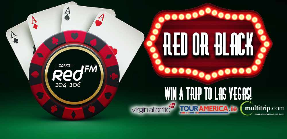 Red Or Black - Win A Trip To Las Vegas