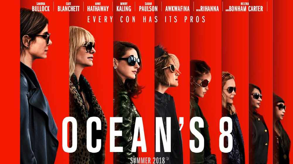 At The Flix: Ocean's 8, Super Troopers 2 & Muse: Drones World Tour